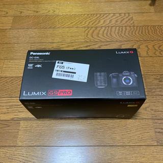 パナソニック(Panasonic)のパナソニック LUMIX G9 PRO ライカレンズキット 新品(ミラーレス一眼)
