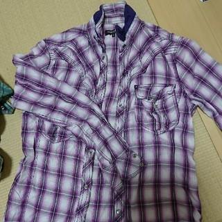 ハイダウェイ(HIDEAWAY)のネルシャツ(シャツ)