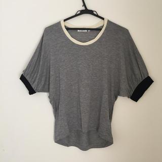 ドゥロワー(Drawer)のThe SECRETCLOSET テンセルリフトTシャツ  (Tシャツ(半袖/袖なし))