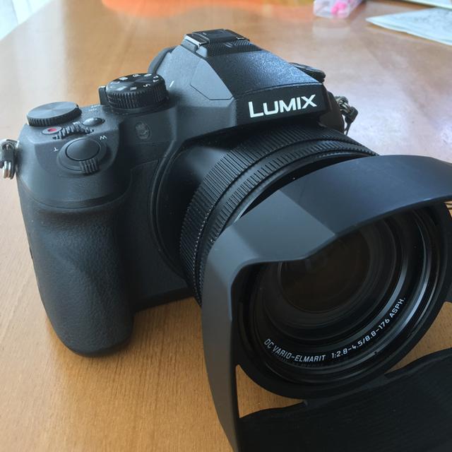 Panasonic(パナソニック)のLUMIX DMC-FZH1 スマホ/家電/カメラのカメラ(コンパクトデジタルカメラ)の商品写真