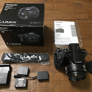 パナソニック(Panasonic)のLUMIX DMC-FZH1(コンパクトデジタルカメラ)