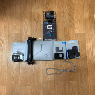 ゴープロ(GoPro)のGoPro HERO6 Black(コンパクトデジタルカメラ)