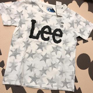 Lee - 星柄Tシャツ✩120cm