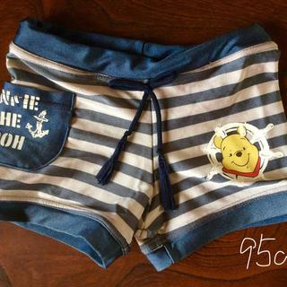 ディズニー(Disney)の男の子 水着 ディズニー プーさん 95(水着)