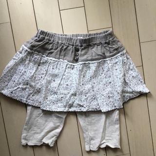 ビケット(Biquette)のビケット スカッツ レギンス付きスカート(スカート)