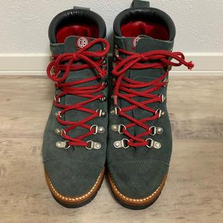 アベイシングエイプ(A BATHING APE)のAPE ブーツ 美品 ビムラムソール 定価5万ほど(ブーツ)