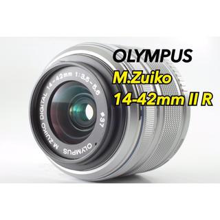 オリンパス(OLYMPUS)のオリンパス標準レンズ M.zuiko 14-42mm 普段使いや自撮りに❤️(レンズ(ズーム))