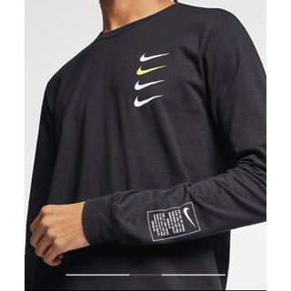 ナイキ(NIKE)の【完売レア商品!】NIKE スポーツウェア ロンT size S(Tシャツ/カットソー(七分/長袖))