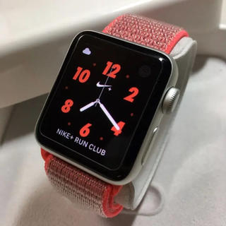 Apple Watch - Apple Watch series2 38mm シルバー