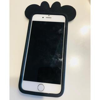 ディズニー(Disney)のディズニー 携帯ケース ミニー (iPhoneケース)