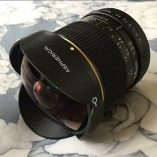 canon EOS 対応 (サードパーティレンズ) APSC専用の超広角レンズ(レンズ(単焦点))