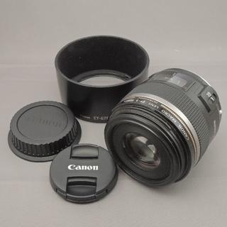 キヤノン(Canon)のキヤノン EF-S60mmF2.8MACRO(レンズ(単焦点))