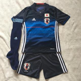 アディダス(adidas)のadidasサッカー日本代表ユニフォーム140センチ(ウェア)