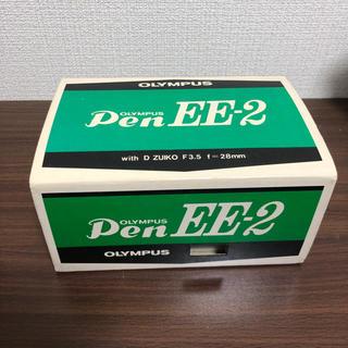 オリンパス(OLYMPUS)の希少 未開封 オリンパス pen EE2(フィルムカメラ)