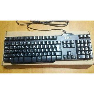 デル(DELL)の中古  DELL キーボード SK-8115(PCパーツ)