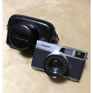 キヤノン(Canon)のキャノン Canon フィルムカメラ Canonet(フィルムカメラ)