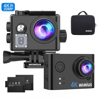 新品!定価以下!アクションカメラ スポーツカメラ4K高画質  GoPro(コンパクトデジタルカメラ)