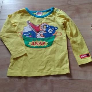 アナップキッズ(ANAP Kids)のアナップ ロンT 90(Tシャツ/カットソー)
