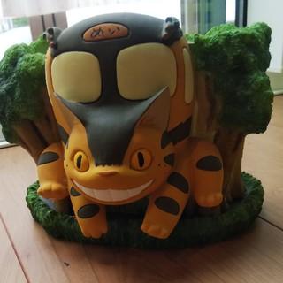 ジブリ(ジブリ)のとなりの トトロ ねこバス プランター 鉢 ジブリ プランター(キャラクターグッズ)
