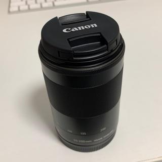キヤノン(Canon)のキャノン ☆ EF-M 55-200mm F3.5-6.3 IS STM(レンズ(ズーム))