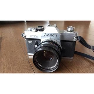 キヤノン(Canon)のCanon FTb(フィルムカメラ)