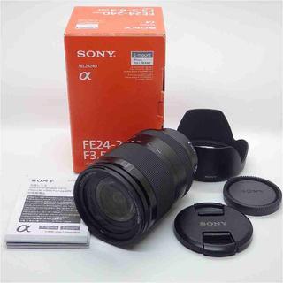 ソニー(SONY)のSONY SEL24240 [f3.5-6.3/24-240mm/ほぼ新品](レンズ(ズーム))