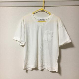 エムズエキサイト(EMSEXCITE)のTシャツ(Tシャツ(半袖/袖なし))