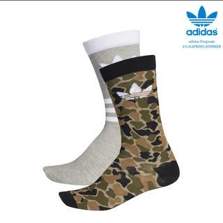 アディダス(adidas)の新品 adidas Originals CREW GRA SOCKS(ソックス)