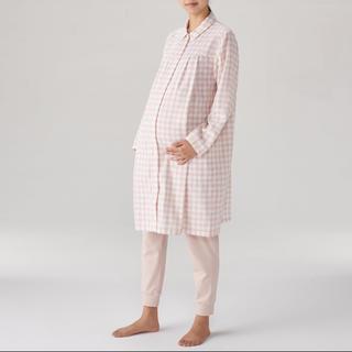ムジルシリョウヒン(MUJI (無印良品))のマタニティ 授乳 パジャマ(マタニティパジャマ)