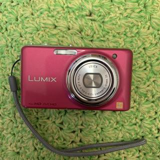 パナソニック(Panasonic)のLUMIX(コンパクトデジタルカメラ)