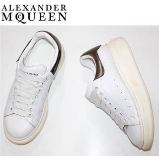 アレキサンダーマックイーン(Alexander McQueen)の  Alexander McQueen厚底スニーカー23.5cm(スニーカー)