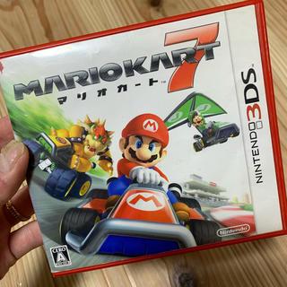 ニンテンドー3DS(ニンテンドー3DS)の任天堂マリオカート  3DS(携帯用ゲームソフト)