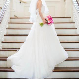 a0666a1b1e848 ヴェラウォン バック ウェディングドレス(ホワイト 白色系)の通販 46点 ...