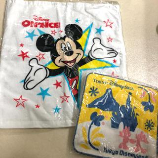 ディズニー(Disney)のディズニー タオル2枚セット(タオル)
