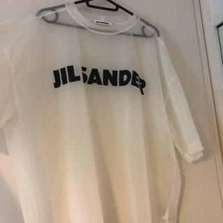 ジルサンダー(Jil Sander)のJILSANDER トップス Tシャツ(Tシャツ/カットソー(半袖/袖なし))