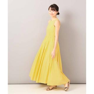 ノーブル(Noble)の【MARIHA】 夏のレディのドレス(ロングワンピース/マキシワンピース)