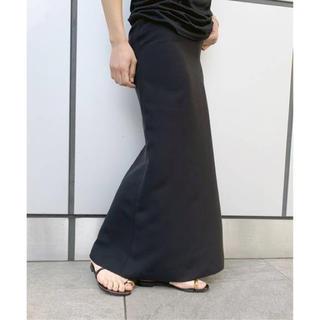 アパルトモンドゥーズィエムクラス(L'Appartement DEUXIEME CLASSE)のレーヨンダブルクロススカート(ロングスカート)