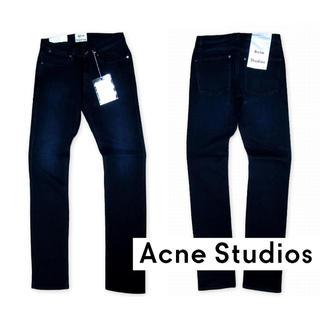 アクネ(ACNE)の新品タグ付 ACNE STUDIOSイタリア製 スキニー スリム W29L32(デニム/ジーンズ)