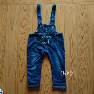 ★2点セット★  韓国子供服 サロペット (パンツ/スパッツ)