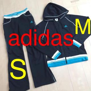 アディダス(adidas)の美品 adidasセットアップ(セット/コーデ)