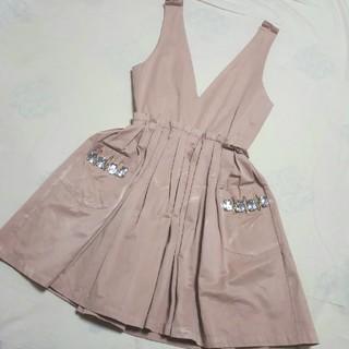 ハニーミーハニー(Honey mi Honey)の最終値下げ♥ジャンパースカート(オールインワン)