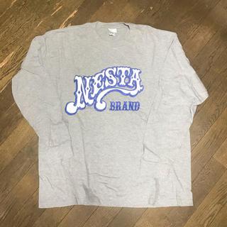 ネスタブランド(NESTA BRAND)のNESTABRAND L/S TEE(Tシャツ/カットソー(七分/長袖))
