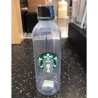 スターバックスコーヒー(Starbucks Coffee)の新品未使用!スターバックス ウォーターボトル!(タンブラー)