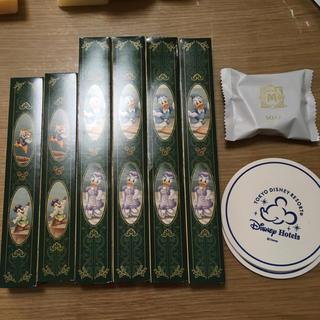 ディズニー(Disney)のミラコスタ ハブラシセット(キャラクターグッズ)
