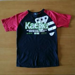 ケイパ(Kaepa)の150㎝黒×赤Tシャツ(Tシャツ/カットソー)