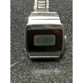 セイコー(SEIKO)のSEIKO デジタル 腕時計  中古(腕時計(デジタル))