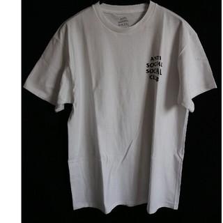 アンチ(ANTI)のanti social social club  assc tシャツ サイズL(Tシャツ/カットソー(半袖/袖なし))