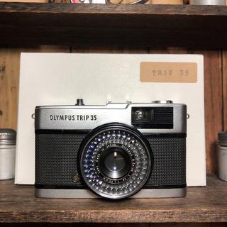 オリンパス(OLYMPUS)のOLYMPUS TRIP  35【良品】(フィルムカメラ)