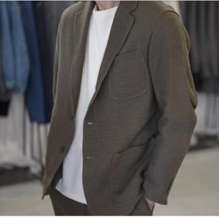 コモリ(COMOLI)のあ様専用  COMOLI ウールリネン3Bジャケット(テーラードジャケット)