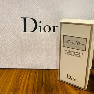 ディオール(Dior)のDior ボディオイル(ボディオイル)
